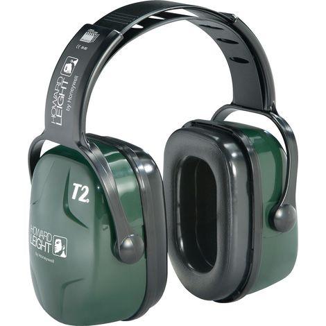 HOWARD LEIGHT Kapsel-Gehörschutz Thunder T2 formstabiler Kopfbügel SNR = 33 dB