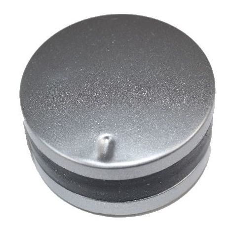 Howdens Lamona Cooker Knob Oven Switch Silver And Black 3 O Clock Type