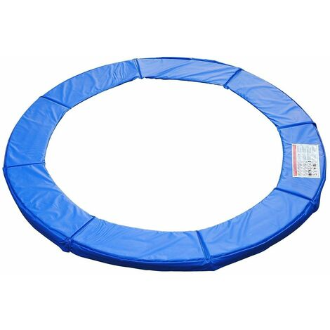 Howleys 13ft Trampoline Pad - BLUE