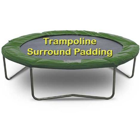 Howleys Green 13ft Replacement Trampoline Surround Pad