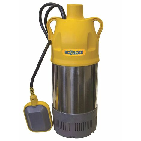 Hozeclock Bomba para pozos de agua 6000 l/h