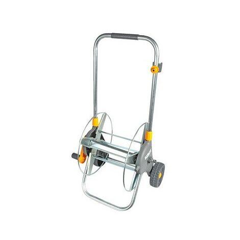 Hozelock 2437 60m Metal Hose Cart