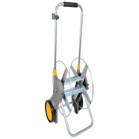 Hozelock 2460 Metal Hose Cart - NO HOSE SUPPL