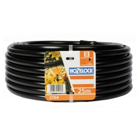 Hozelock 2764 Garden Plant Micro Irrigation 25m Supply Hose 13mm PVC