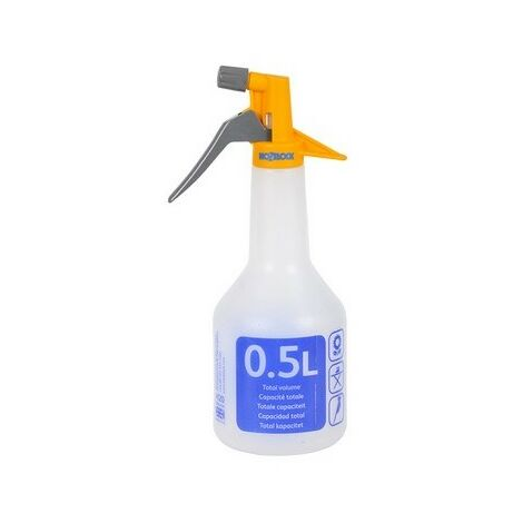 Hozelock 4120 Spray Mist Trigger Sprayer 0.5 Litre
