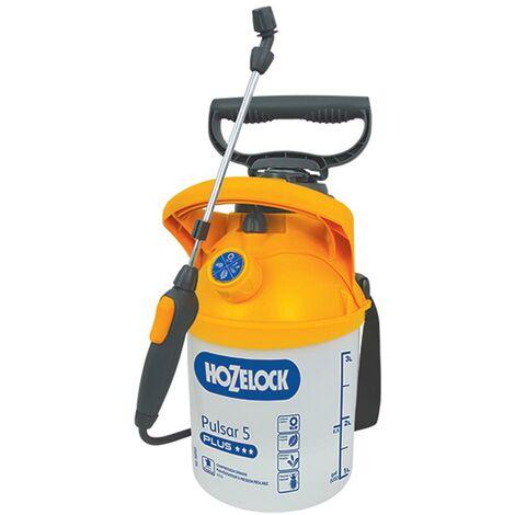 Hozelock 4310 Pulsar Plus 5 Litre Pressure Sprayer Garden Weed Killer Spray 4705
