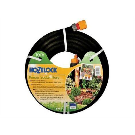 Hozelock 6761P0000 Porous Soaker Hose 10m 12.5mm (1/2in) Diameter