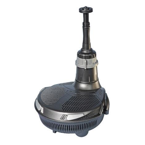 Hozelock Easy Clear 4.500, Filtre de Bassin avec pompe et clarificateur 7W UVC bassins jusqu'à 4500l