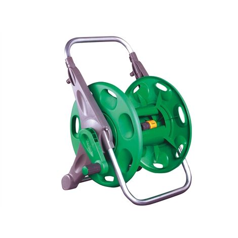 Hozelock HOZ2475 2475 60m Wall Mountable Hose Reel ONLY