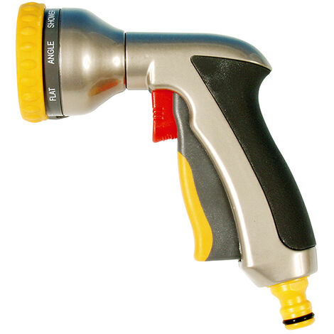 Hozelock HOZ2691 2691 Multi Plus Spray Gun (Metal)