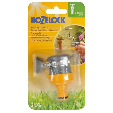Hozelock Indoor Round Tap Connector 2176