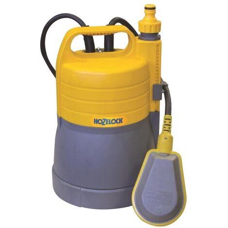 Hozelock Pompe à eau Flowmax ® - 4500 L - 2 en 1 - 5 mètres de profondeur d'aspiration