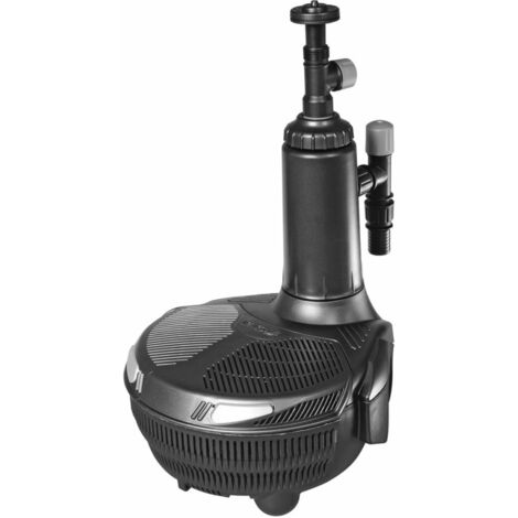 Hozelock Pompe et filtre de fontaine tout-en-un EasyClear 9000 l/h