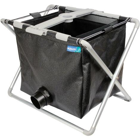 Hozelock PondVac Panier filtrant pour aspirateur de bassin, filtre la saleté et les feuilles