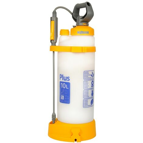 Hozelock HOZ4710 4710 Pressure Sprayer Plus 10 litre