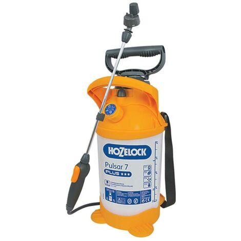 Hozelock Pulsar Plus 7 Litre Pressure Sprayer Garden Weed Killer Spray 4707