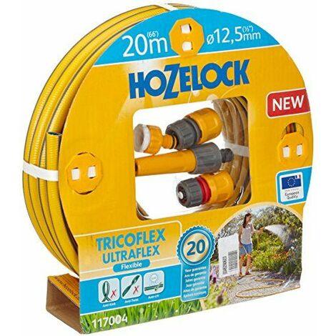 \'Hozelock Tricoflex 117004Tuyau d\'arrosage Ultraflex, jaune