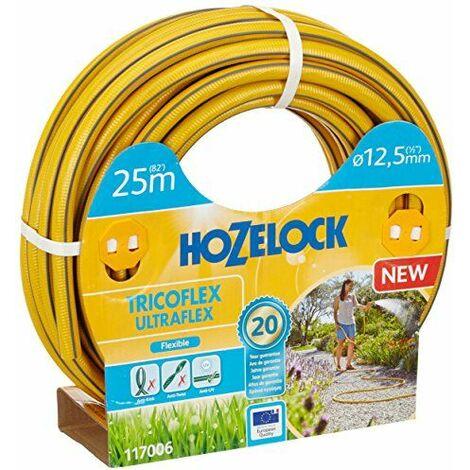 \'Hozelock Tricoflex 117006Tuyau d\'arrosage Ultraflex, jaune