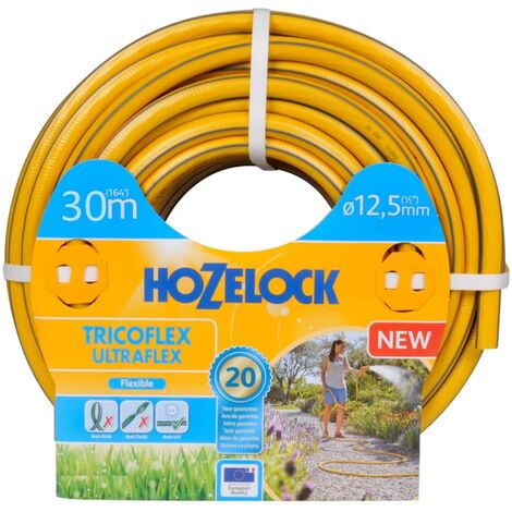 "main image of ""Hozelock Tuyau d'arrosage Tricoflex Ultraflex 30 m"""