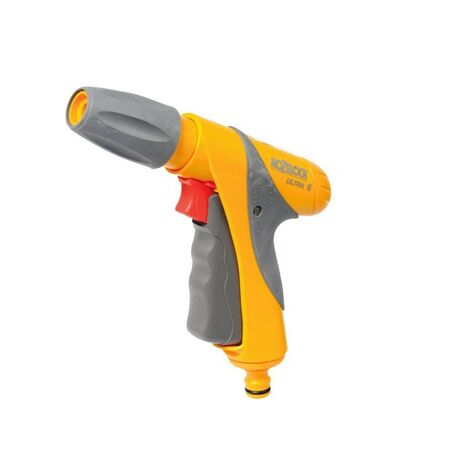 Hozelock Ultra 6 Gun Spray Watering Garden 2682 Jet, Fast Fill & Mist Functions