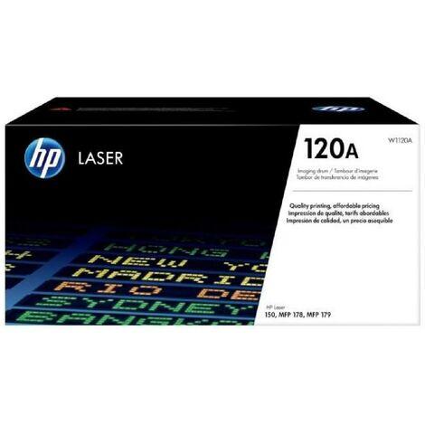 HP 120A W1120A. Tambour d'imagerie laser authentique pour imprimantes HP Laser 150 et imprimantes multifonctions HP Laser 178/179