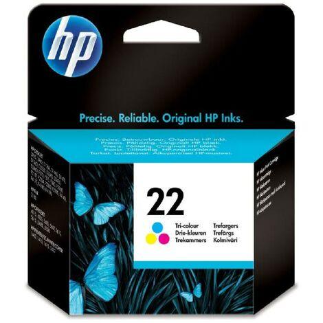 HP 337 cartouche d'encre noire authentique pour HP OfficeJet H470 et HP Photosmart 2570/C4183 (C9364EE)