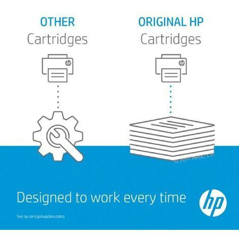 HP Cartouche jet d'encre 912 - Cyan - Jet d'encre - 315 pages