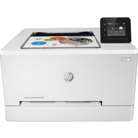 HP Color LaserJet Pro M255dw Impression rapide recto/verso laser couleurs Wifi