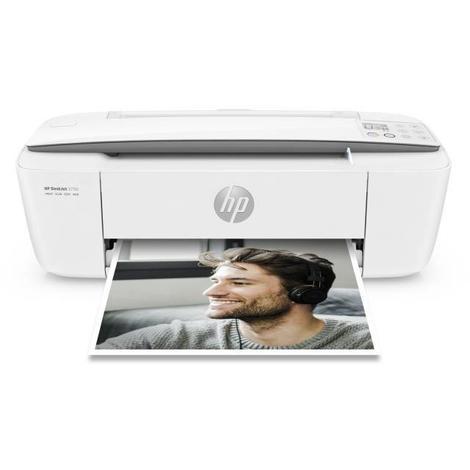 HP imprimante Deskjet 3750- ultracompacte - jet encre- multifonctions - Wifi - Couleur