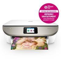 HP Imprimante Tout-en-un ENVY Photo 7134 - Wi-Fi - Couleur + impression gratuite de 300 pages - mois