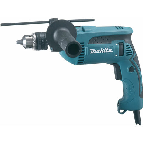 HP1640 - 680W Variable Speed Impact Drill with 13mm Keyed Chuck