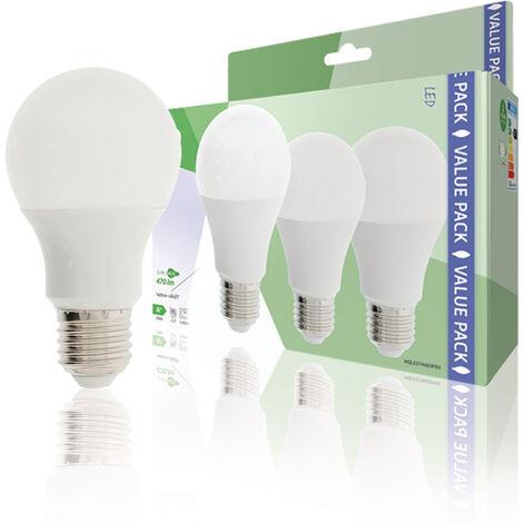 HQ Bombilla LED E27 A60 5.9 W 470 lm 2700 K NE550654193