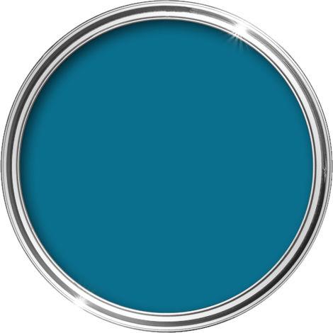 HQC Anti Damp Paint 2.5 L (Marina Blue) - 2,5 L