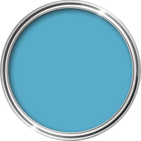 HQC Anti Damp Paint 2.5 L (Pale Blue) - 2,5 L