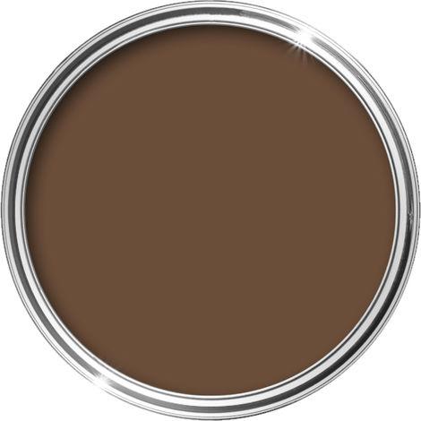 HQC Anti Mould Paint 2.5L (Leaf Brown) - 2,5 L