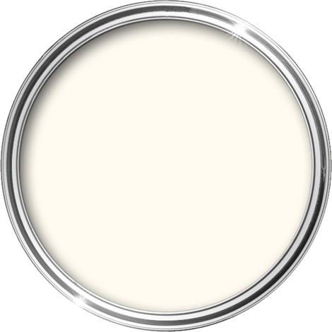 HQC White Matt Paint 5L (White) - 5 L