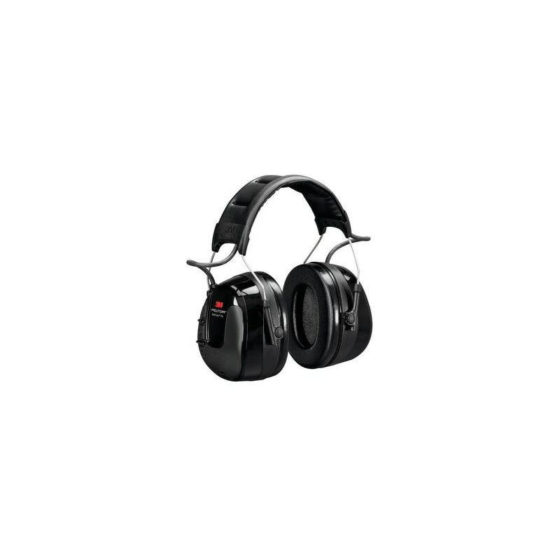 Image of Ear Defenders, Radio AM/FM, with Headband - 3m Peltor