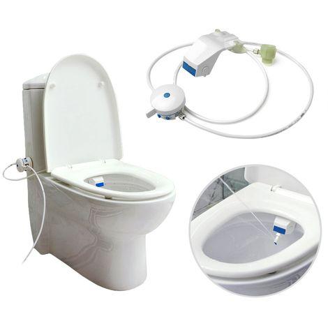 Wc Per Disabili Con Doccetta.Hs B8110 Bidet Esterno Per Wc Con Doccetta E Regolazione Temperatura