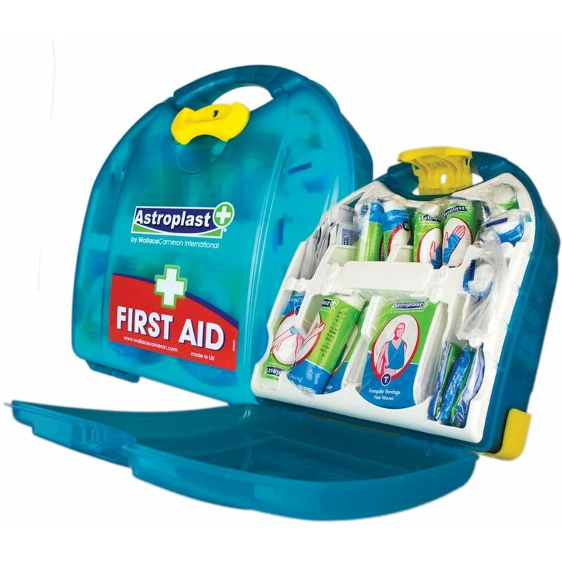Image of Astroplast HSE Standard 1-50 Person First Aid Dispenser Mezzo