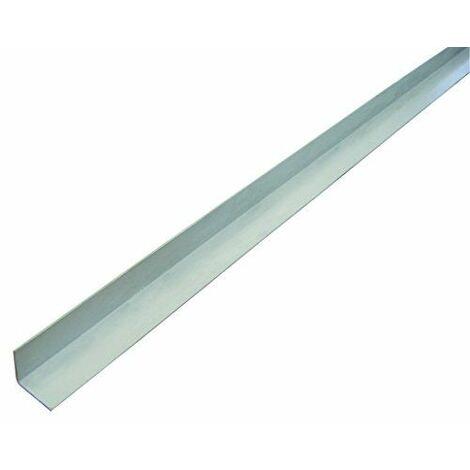 HSI Angle Profile, PVC Blanc, 30x 30mm, 1m, 1pièce, 204900.0
