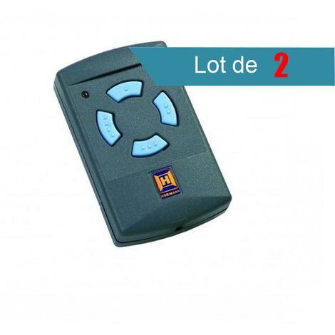 HSM4 868 Télécommande HORMANN Pack de 2 - HORMANN