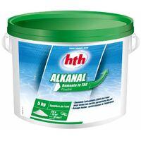 HTH Alkanal 5kg - Correcteur d'alcalinité en poudre