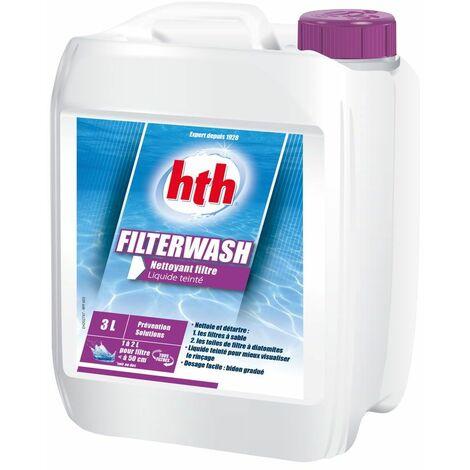 "main image of ""HTH Filterwash 3L - Nettoyant filtre"""