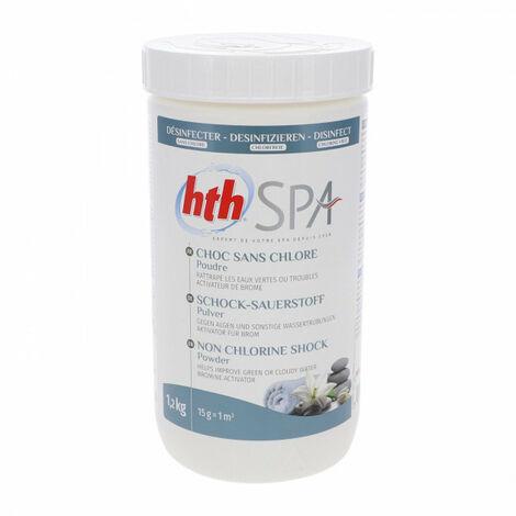 HTH Spa Choc Sans Chlore