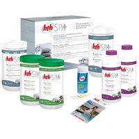 HTH Spa - Kit de traitement au brome