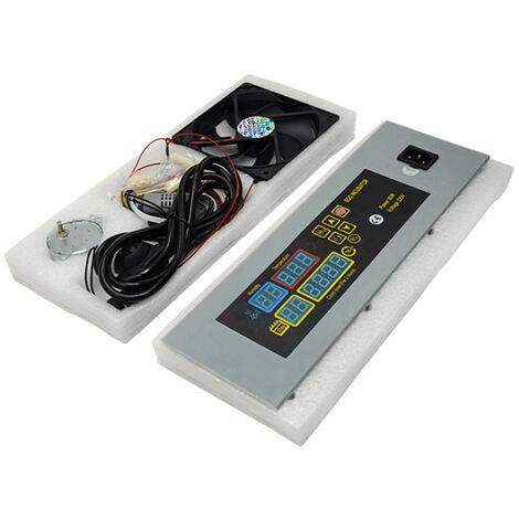 HTMC-5 bricolage simple controleur d'incubateur incubation / maintenance Kit de controle de temperature et d'humiditeEU 220 V