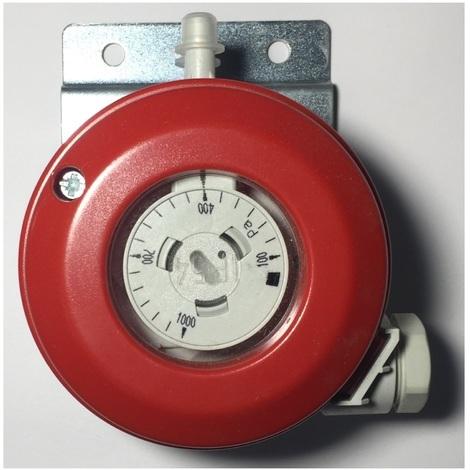 Huba Control 9210022 Manostat pour pression différentielle, dépression et supression 604.X