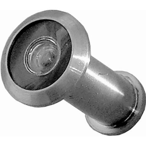 Hublot de porte 180º 35/60Mm Nickel Micel 10013Ns