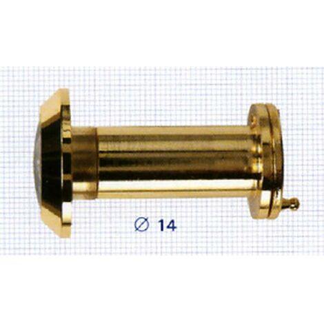 Hublot de porte 200º 35/55Mm Golden Pedret Xxx10873