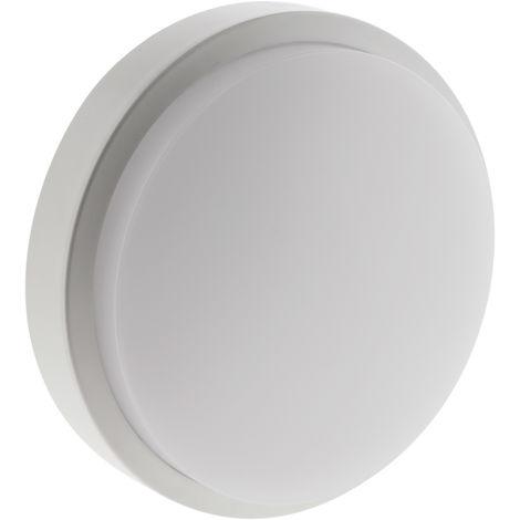Hublot d'extérieur rond LED IP54 - 8W ou 14W
